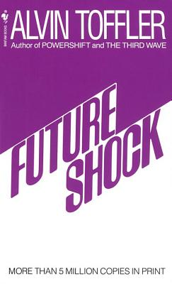 Future Shock By Toffler, Alvin
